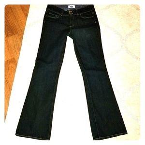 Paige Denim Hidden Hills Boot 28 Jeans